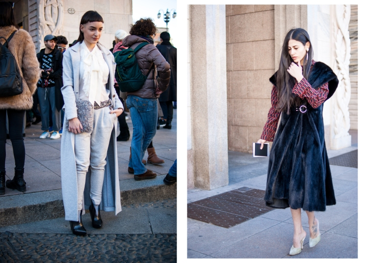 Fashion week, street style, photographer in Paris, photo shoot