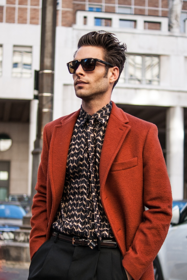 Fashion week, street style, photographer in Paris, photo shoot, Jon Kortajarena