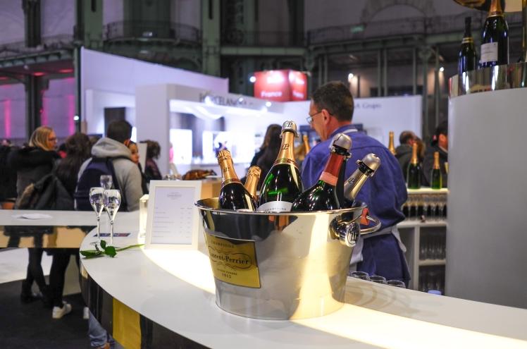 Taste of Paris, champagne, Laurent-Perrier