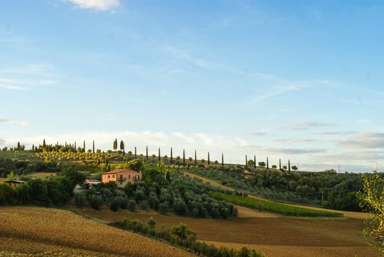 Tuscany, Italy, travel, UNESCO heritage