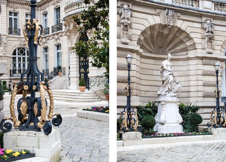 Paris, Hotel Menier